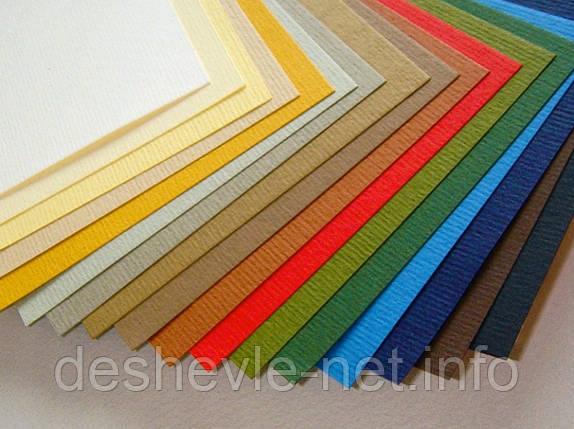 Бумага для пастели Murillo B2 (50х70см), gialletto, 190г/м2, карамельный, среднее зерно, Fabriano, фото 2