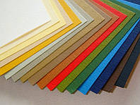 Бумага для пастели Murillo B2 (50х70см), perla, 190г/м2, светло-серый, среднее зерно, Fabriano