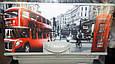 """Комод пластиковий з малюнком """"London"""" Elif Plastik, Туреччина, фото 2"""