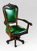 Вращат стул с подлокот /кожа/ Royal Simex, фото 1