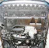 Защита картера двигателя и кпп Skoda Octavia A7 2013-, фото 3