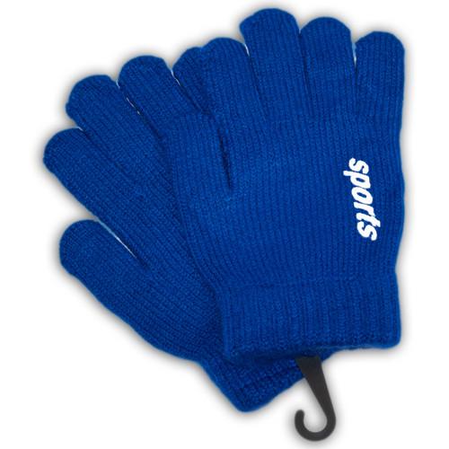 Перчатки Sport вязаные