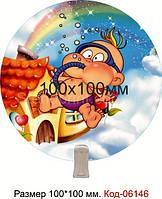 Стенд прищепка пластиковый Код-06146-1