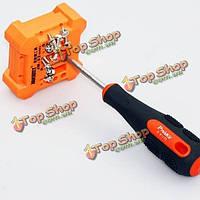 Jakemy JM-х2 магнетизер размагничивания для стальных отвертка лезвия пинцет Ручной инструмент металлических инструментов