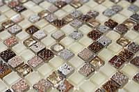 Каменная мозаика для кухонного фартука Vivacer DAF13