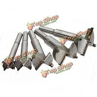 5шт 15-35мм профессиональные деревообрабатывающие сверла набор