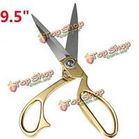Пошив ножницы ножницы 9.5inch нержавеющей стали пошив ткани ремесло резки ceauration