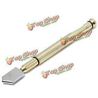 Золотой Skidproof антискользящий ручка стальное лезвие подачи масла стеклорез режущий инструмент