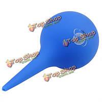 Мягкая резина пыли воздуходувки воздуха очиститель дуть шарик насосом синий