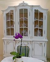Буфет-витрина 3-х дв. Royal Simex