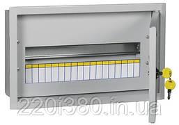 Корпус металлический ЩРв-18з-1 36 УХЛЗ IP31 (265*440*120)