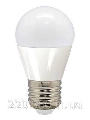 Лампа LB-95 G45 230V 7W 580Lm E27 4000K