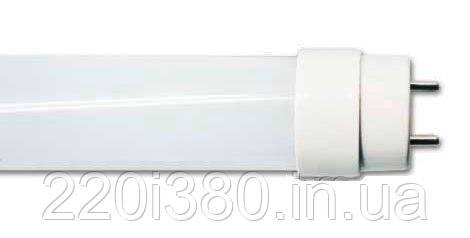 Лампа LB-213 Т8 glass 18W 230V 102LEDS 2835SMD 1650LM 6400K G13