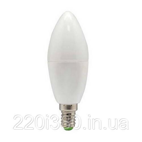 Лампа LB-97 C37 230V 7W 580Lm E14 4000K