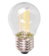 Лампа LB-61 G45 230V 4W 400Lm E27 2700K FERON