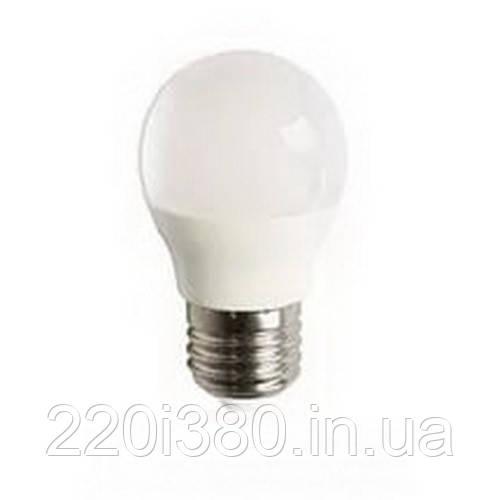 Лампа LB-745 G45 230V 6W 500Lm E27 2700K FERON