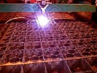 Услуги по воздушно-плазменной резке металла