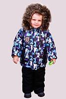 Зимний костюм для мальчика, на 2 - 5 лет