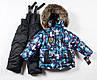 Зимний костюм для мальчика, на 2 - 5 лет, фото 2