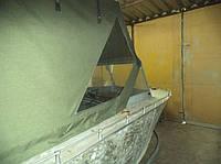 Ходовой тент для лодки Прогрес 4