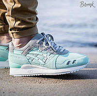 Кроссовки женские Asics Gel Lyte III Light Mint / NR-ASC-611