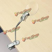 2.5x90мм 4x21мм 2LED лупа клип на регистрации стола увеличительное стекло