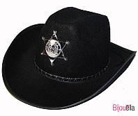 Шляпа Шерифа Мал 12000