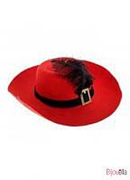 Шляпа мушкетера большая 11887