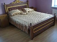 Кровать дубовая, фото 1