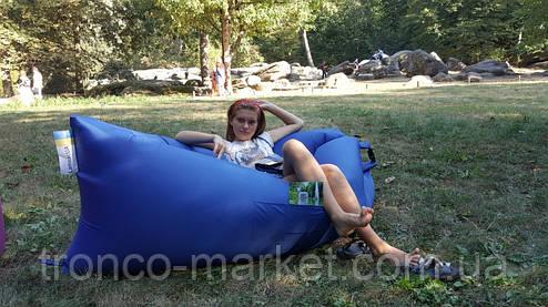 Надувной лежак Ламзак (Украина), фото 2