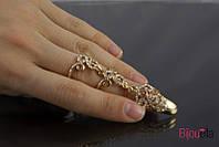 Кольцо на весь палец 10546
