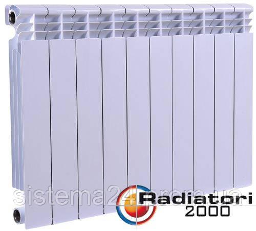 Биметаллический радиатор RADIATORI 2000 XTreme