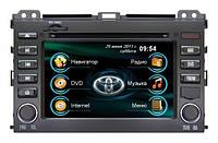 Головное мультимедийное устройство Toyota Land Cruiser 120 (Prado)