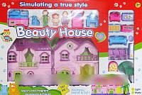 Кукольный домик для куклы beauty house 32663a as