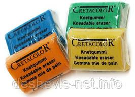 Резинка - клячка, маленькая (3х2х1см), цвет в ассортименте, Cretacolor