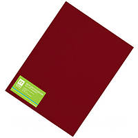 Фетр бордовый 20 листов (1мм/20x30см)