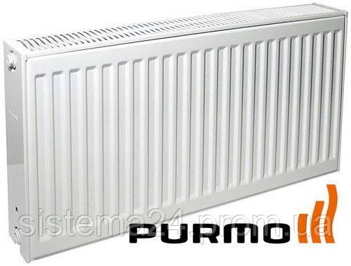 Радиатор стальной PURMO Compact тип 22 300x400