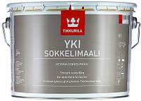 Краска Yki Tikkurila для цоколя совершенно матовая Юки, 9л