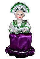 """Кукла-грелка на чайник """"Елизавета"""""""
