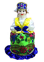 "Кукла-грелка на чайник ""Елена"""