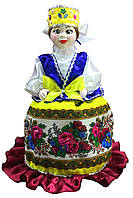 "Кукла-грелка на чайник ""Арина"""