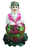 "Кукла-грелка на чайник ""Ксения"""