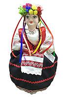 "Кукла-грелка на чайник ""Орися"""