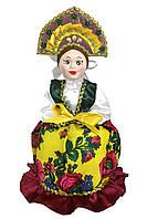 """Кукла-грелка на чайник """"Арсения"""""""