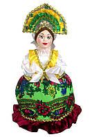 "Кукла-грелка на чайник ""Ольга"""