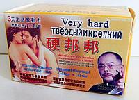 Фито-препарат для повышения мужской потенции «Твердый и крепкий»