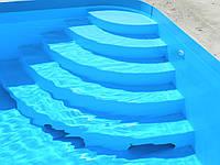 Изготовление бассейнов любой формы