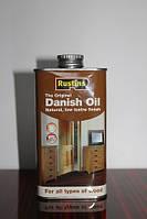 Датское масло, Danish Oil, 1 litre, Rustins