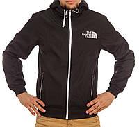 Ветровка The North Face,черная магазин одежды