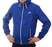 Ветровка Nike ,синяя,магазин одежды